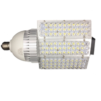 Medium Base E27 E26 E39 E40 Super Bright LED Street Lamp, Adjustable Light Bulb 30W 40W 60W 80W 100W Easy Install