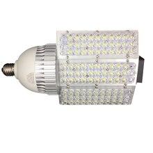 Medium Base E27 E26 E39 E40 Super Bright LED Street Lamp, Adjustable Light Bulb 30W 40W 60W 80W 100W Easy Install