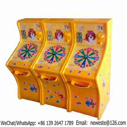 High Quality Coin Operated Pinball Game Machine For Children