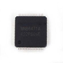 HDMI Выход IC модуль MN86471A чип замена для PS4 материнская плата черного цвета