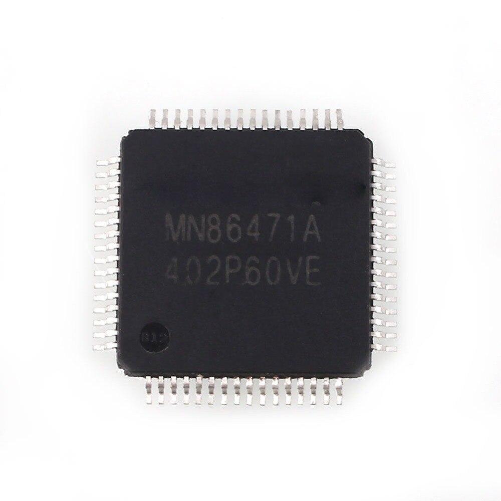 Saída HDMI IC Módulo de Chip de Substituição Para PS4 MN86471A Motherboard Preto