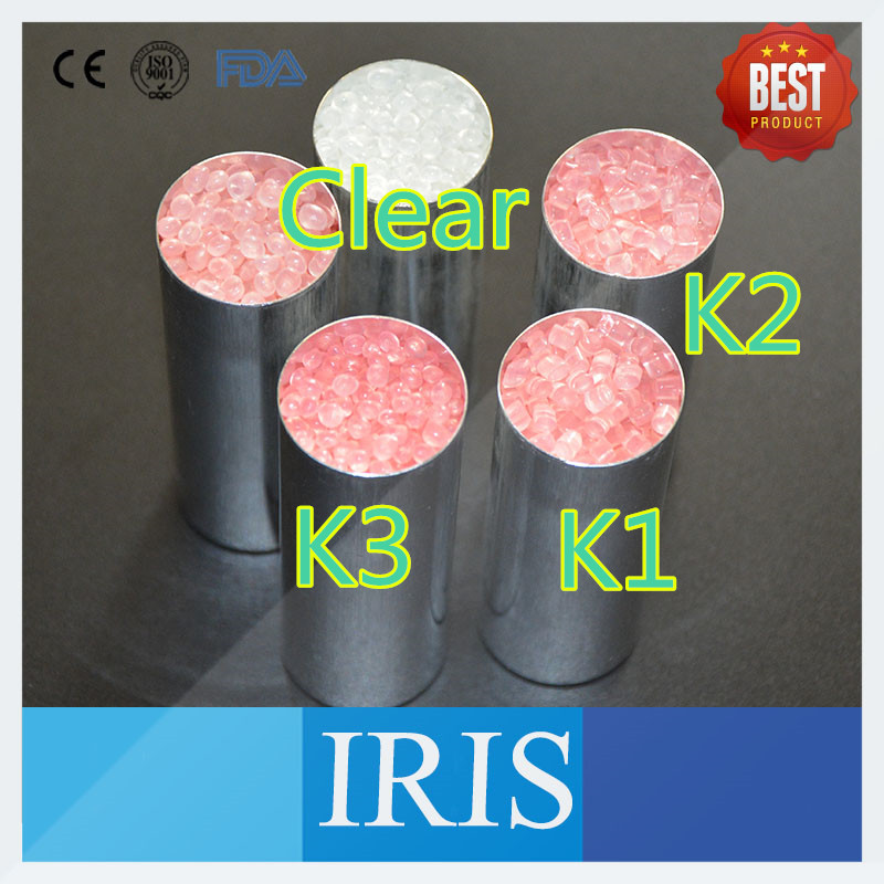 10KG High Quality K1 K2 K3 Clear White Color Valplast Flexible Acrylic Resin Particle Light Pink for Partial Dentures