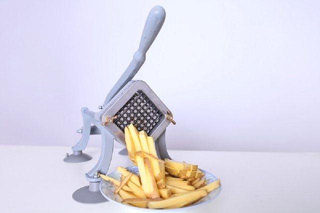 Hot Sale Heavy Duty Commercial Manual French Fry Cutter,potato  Chipper,potato Chips Cutter Machine,potato Cutter