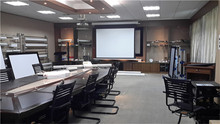 """KTW060095MWA 112"""" Inceiling Projection screen & SX080 Electric Projector Elevator"""
