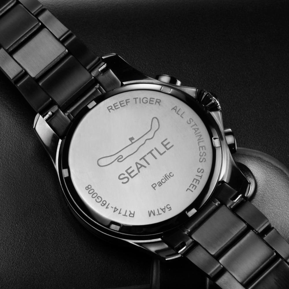 Reef Tiger / RT Ժամացույցներ Պատահական - Տղամարդկանց ժամացույցներ - Լուսանկար 5