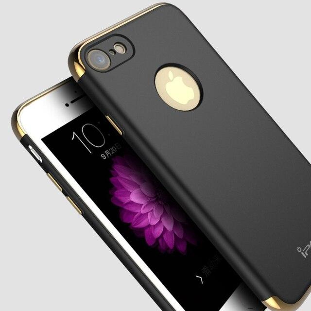 For Iphone 7 Plus Iphone7 Case Luxury Armor Hard Slim Thin Back