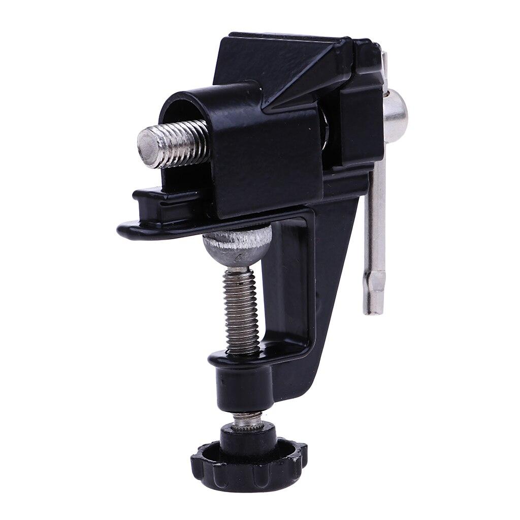 Mini Table Vise For Hobby Jewelry Diy Repair Tool Clamp