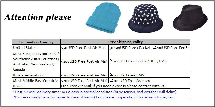 shipping and tax