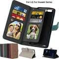 9 Kaarthouder Matte Wallet Flip Cover Voor Huawei Honor 8 10 7 s 7A 7C 7X 8X P20 P10 plus P8 Lite 2017 Y5 Y6 Y7 Y9 2018 Case B81