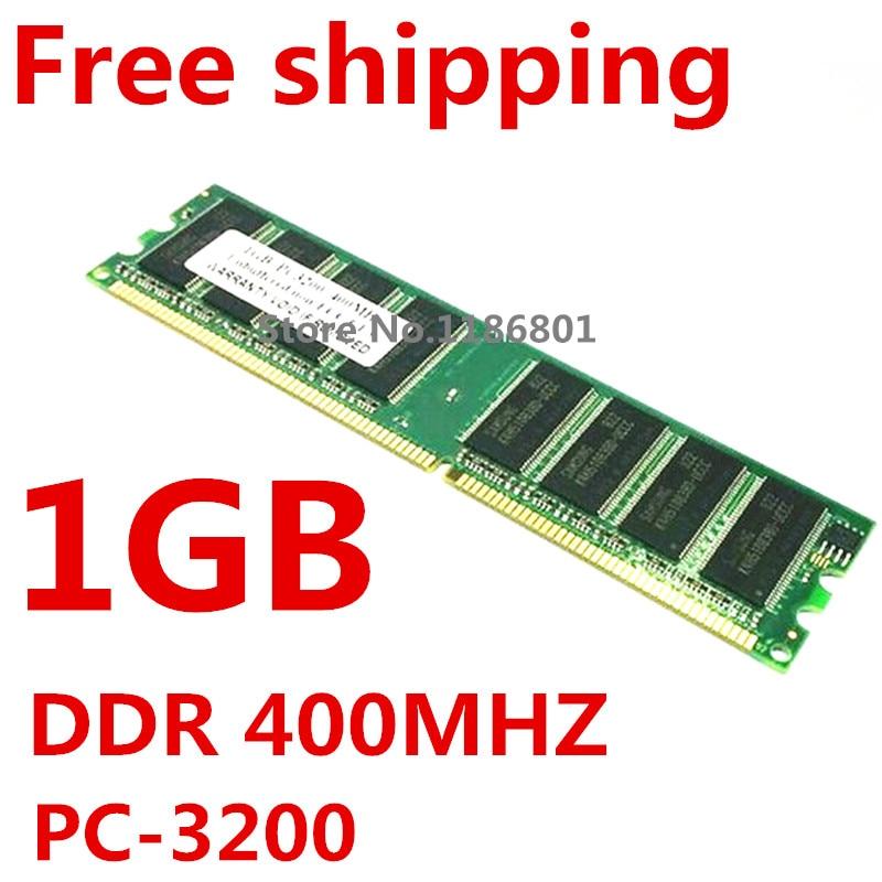 Μάρκα Νέο σφραγισμένο DDR1 1GB 400MHz PC-3200 - Στοιχεία υπολογιστών - Φωτογραφία 5