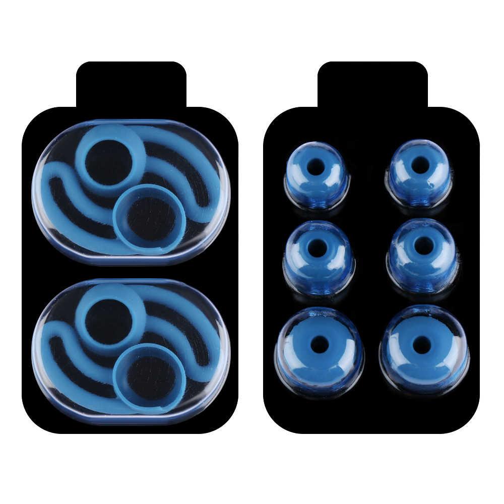 Новое поступление, мягкие Сменные силиконовые наушники-вкладыши, ушные крючки для BeatsX Urbeats 3 TOUR, портативные и прочные наушники