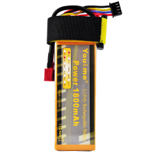 You&Me Lipo Battery 11.1V 1800mah 25C RC Batteria AKKU For Cars Helicopter DJI Models
