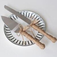 Rustik Düğün Pastası Bıçak, Düğün Pastası Bıçak, Rustik Düğün Pastası, El Yapımı Kek Sunucu, özel harfleri & Tarih
