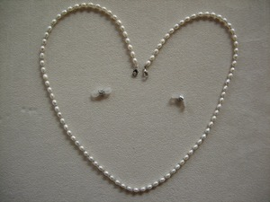 Image 3 - fashionable eyeglass beaded fresh water real pearl necklace chain retainer holder handcrafted sunglass lanyard