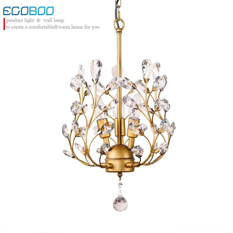Бесплатная доставка кристалл современный люстра кристалл Гостиная Подвески дома Освещение indoor E14