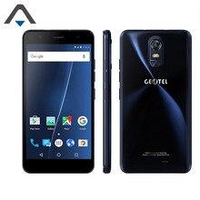 Оригинальный geotel Примечание мобильного телефона MTK6737 Quad Core 3 ГБ Оперативная память 16 ГБ Встроенная память 5.5 дюймов HD 8MP + 13MP Камера 4 г FDD-LTE Android-смартфон