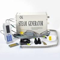 TR 019 Steam Generator System Home Shower Room Steam Generator Sauna Bath Steam Equipment With Remote Control 110V/220V 3000W