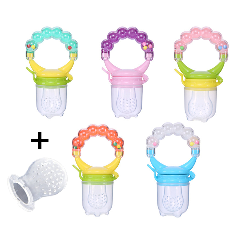 silicone-infant-baby-pacifier-feeder-fruits-vegetables-feeding-dummy-nipple-teat-rattle-feeding-toy-baby-supplies-food-feeder