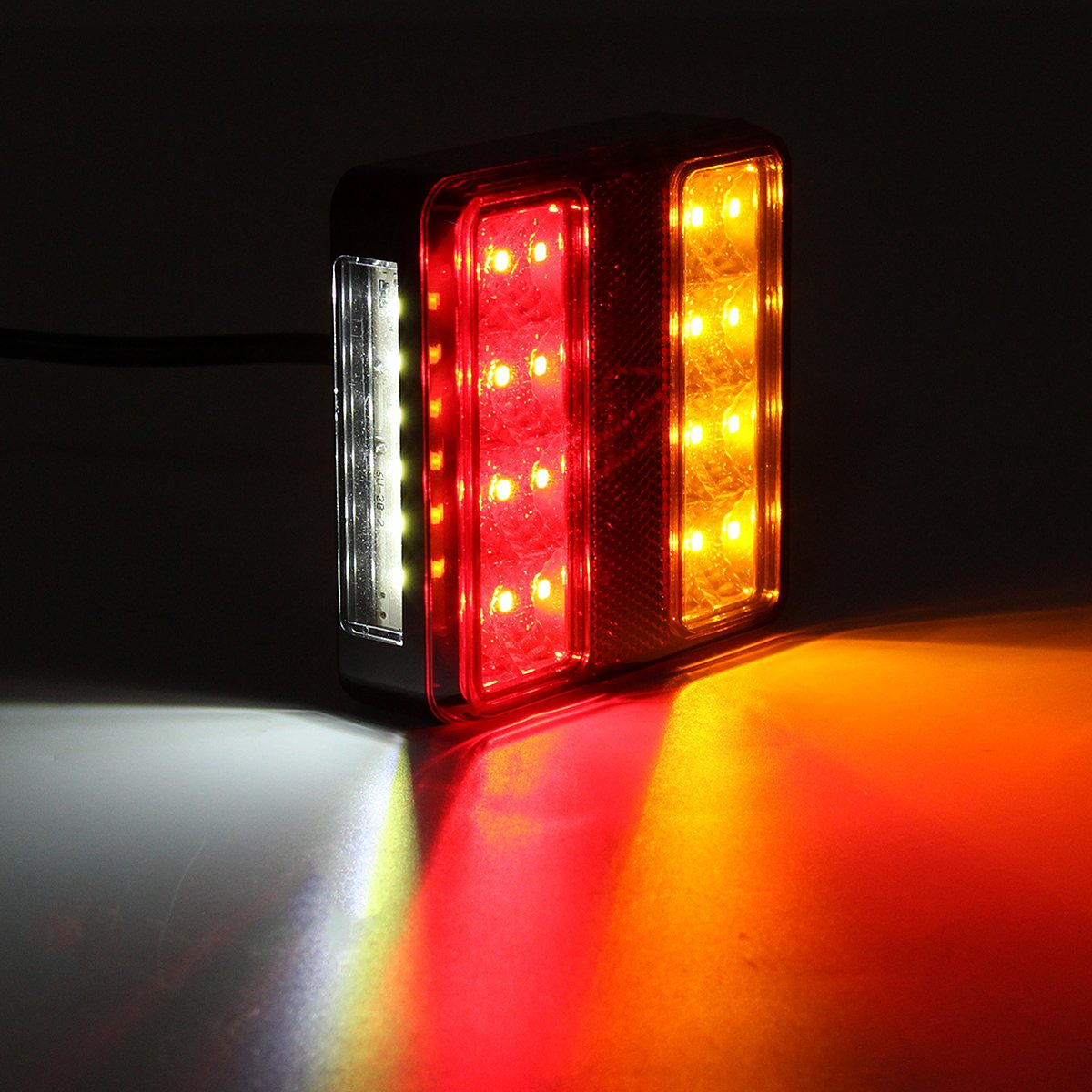 Gemütlich Verkabelung Von Lkw Leuchten Fotos - Elektrische ...