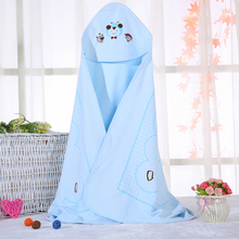 Newborn Baby Blankets Summer Thin Cotton Quilt  Baby Products Cartoon Animal Couverture Enfant