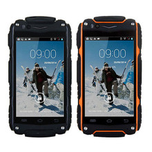 "Sales Guophone V8 Waterproof Phone Android 4.4Outdoor Rugged Phone Dual Core MTK6572 512MB RAM 4.0"" IPS WIFI GPS Dual Sim(China)"
