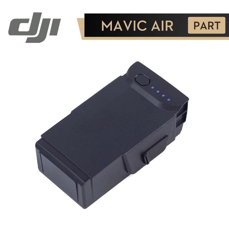 DJI Mavic Air Battery Intelligent Flight Batterie for Mavic Air Original Accessories Parts ( 2375 mAh ) аксессуар для квадрокоптера dji mavic air intelligent flight battery part9