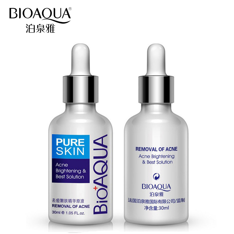 BIOAQUA Brand Face Care Acne Spots Acne Scar Removal Cream Skin Care Acne Treatment Whitening Moisturizing Essential Oil image