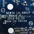 MBWJR02001 NEW70 LA-5891P MB. WJR02.001 Для acer aspire 5742 материнская плата Ноутбука HM55 ATI graphics DDR3