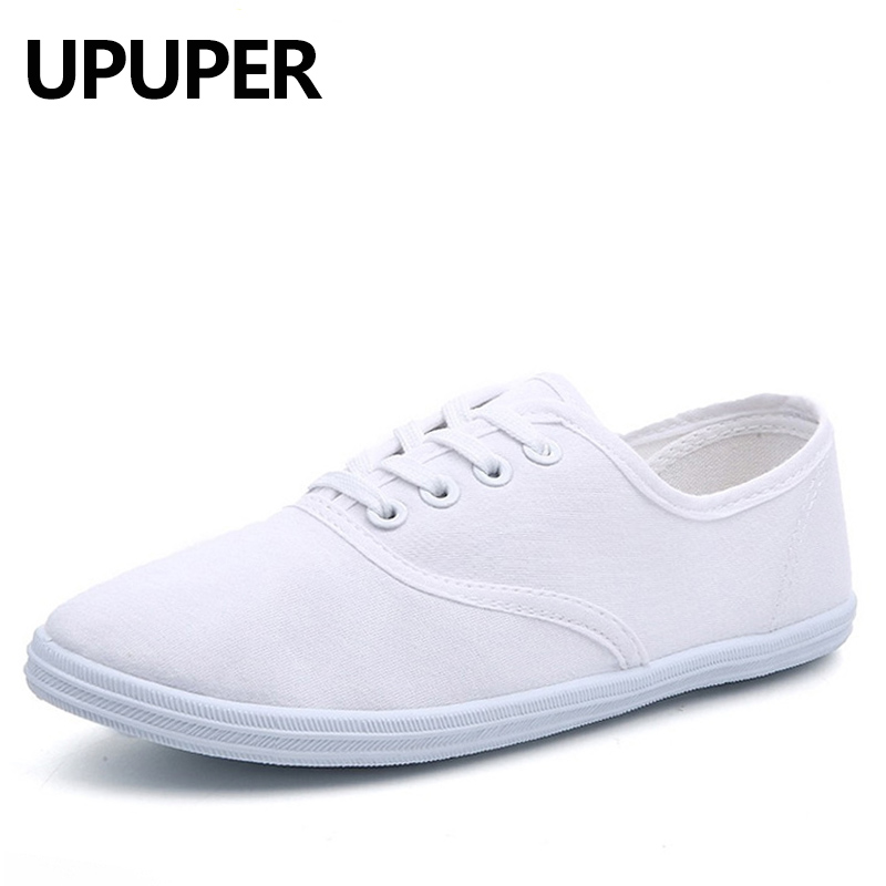 Women Canvas Shoes Lace Up Casual Vulcanize Shoes Woman Flats White Shoes Breathable shoes Ladies Espadrilles Big Size 35-42Women Canvas Shoes Lace Up Casual Vulcanize Shoes Woman Flats White Shoes Breathable shoes Ladies Espadrilles Big Size 35-42