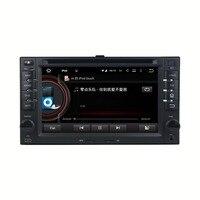 Quad Core Android 4 4 HD 2 Din 6 2 Car DVD Player For Kia Cerato