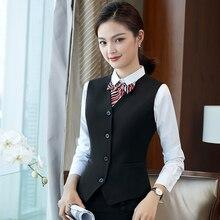 цены на Women 2PCS Formal Waistcoat Bodycon Skirt Suit Set Slim Fitted OL Work Wear New A36  в интернет-магазинах