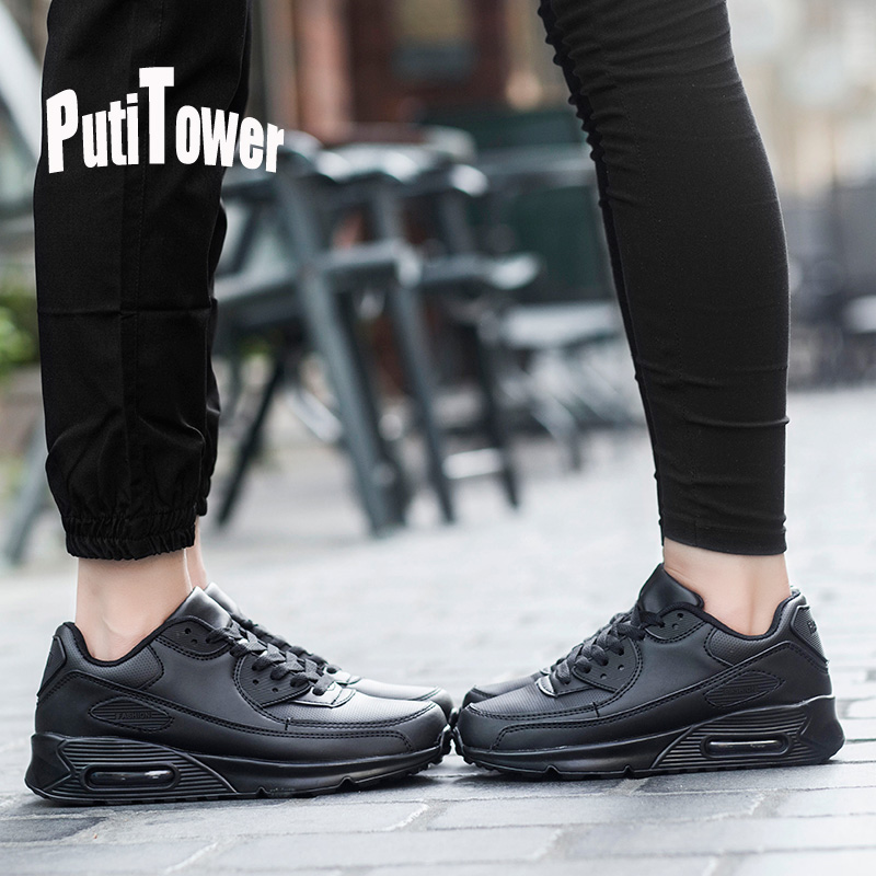 Luxury Brand Cushion Men Women Running Shoes Professional Sneakers Ladies Walking Sports Chaussure Homme Chaussures Femmes