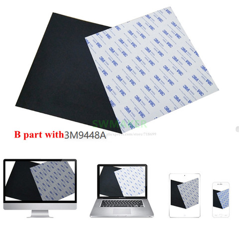 310x310mm magnetica cama impressao fita adesiva adesivo