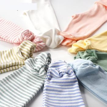 Cotton High Waist Pants 5
