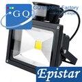 10 w 20 w 30 w 50 w 70 w 12 V impermeável sensor de movimento PIR indução Sense lâmpada holofote LED lâmpada ao ar livre
