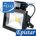 10w 20w 30w 50w 70w  DC 12V  waterproof  PIR Motion sensor Induction Sense lamp LED Flood Light  Outdoor Lamp