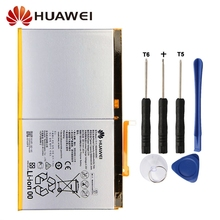Original Replacement Battery HB26A5I0EBC For Huawei MediaPad M2 10.1 flat cell M2-A01W M2-A01L Authentic Tablet 6660mAh