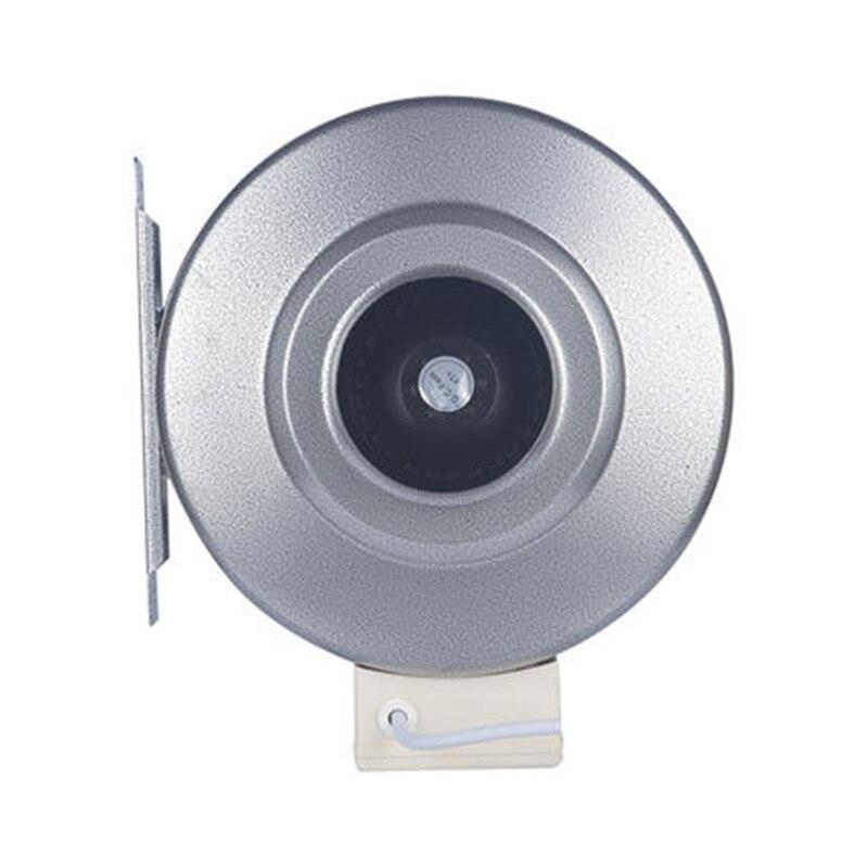 220 V circulaire conduit ventilateur d'échappement ventilateur extracteur de fumées cuisine entrepôt sous-sol fort ventilateur 75 W 330m3/h