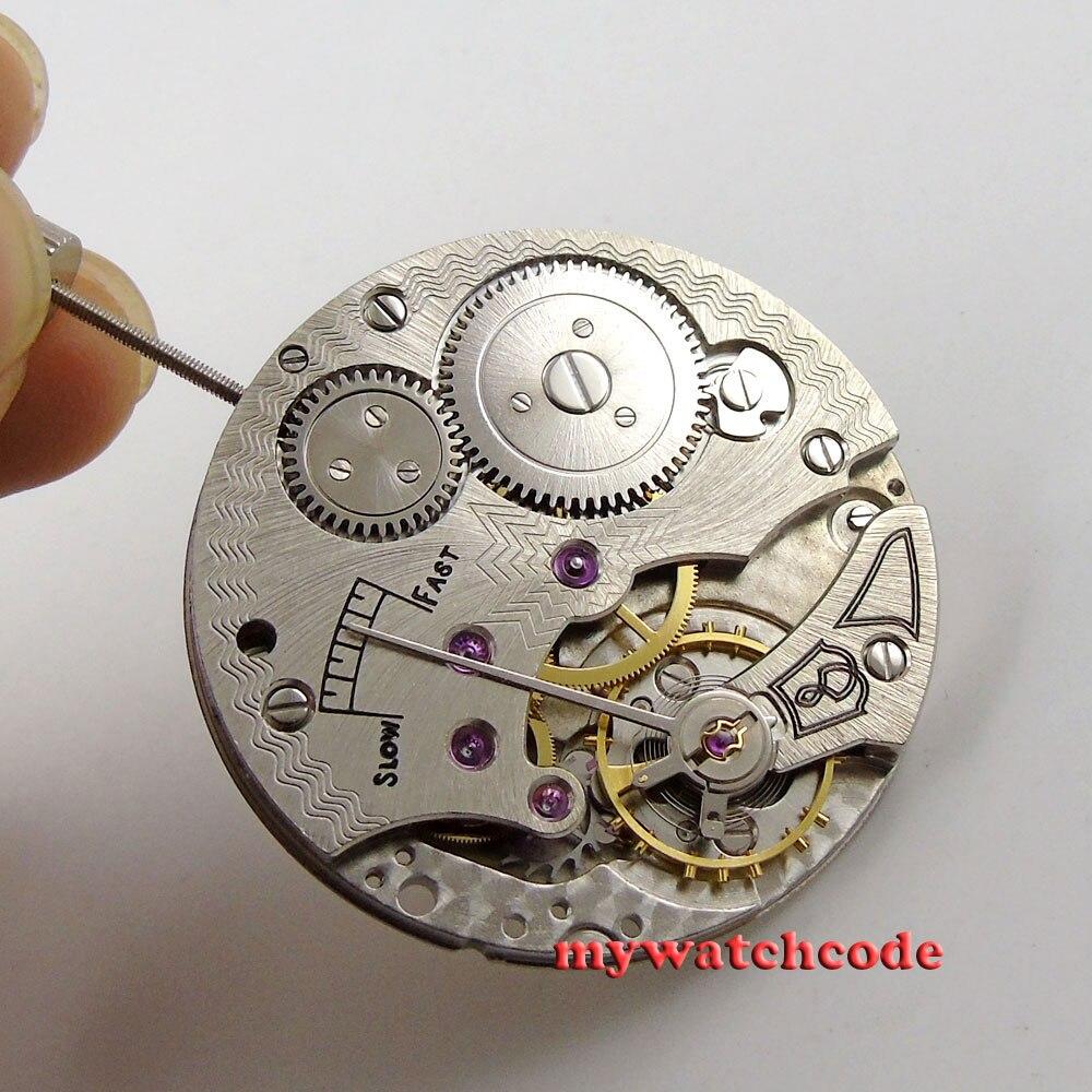 17 gioielli 6498 a mano meccanico a carica vitage mens watch movimento M0317 gioielli 6498 a mano meccanico a carica vitage mens watch movimento M03