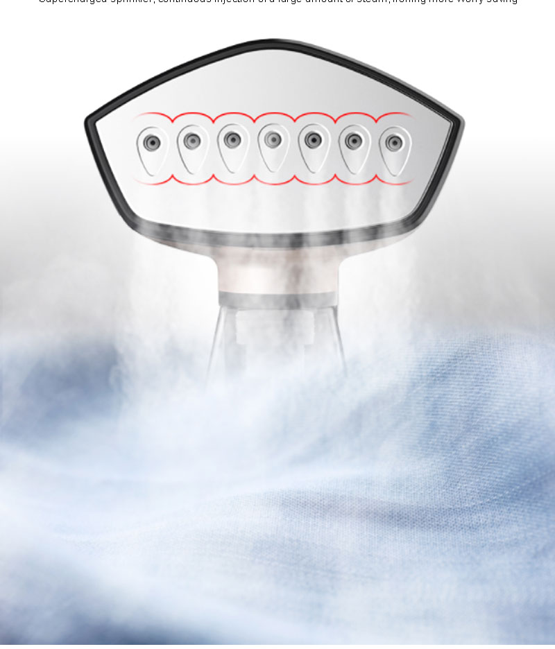 HTB1EHSnbx rK1RkHFqDq6yJAFXaM - Mini Portable travel household handheld steamer ironing machine DSP garment steamer220V home appliances Handheld Steam Hanger