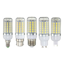 Lighting Accessories Fashion Style Wsfs Hot Sale Generic Energy Saving E14 60 Smd 3528 Led 450lm Corn Light Lamp Bulb 3000-3500k Equivalent Halogen 50w Warm White Lights & Lighting