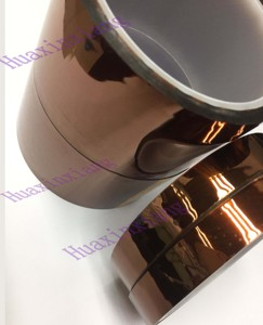 High Temperature Polyimide Heat Resistant Adhesive Tape Insulation/non-scratch 30Meter Length