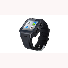 2015 Android 4.4 OS MT6572 Smart Watch Phone S5 Smart Wrist Watches With SIM/SD Slot Wifi GSM WCDMA GPS 3.0MP Camera