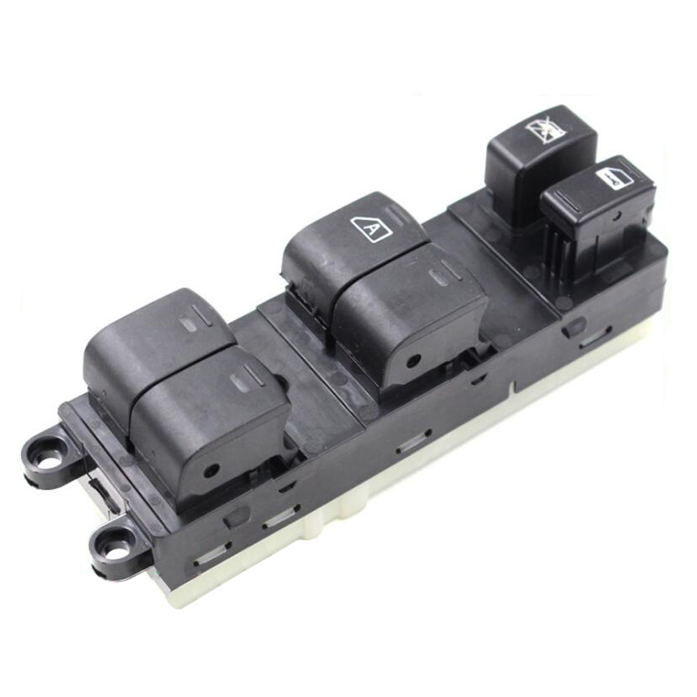 Car Power Window Switch 25401-1JY0A 254011JY0A for Nissan TIIDA C11 SC11 C11Z 2007 2008 2009 2010 for nissan tiida lhd 2011 2014 front left driver side electric switch car window master button 25401 3df0b