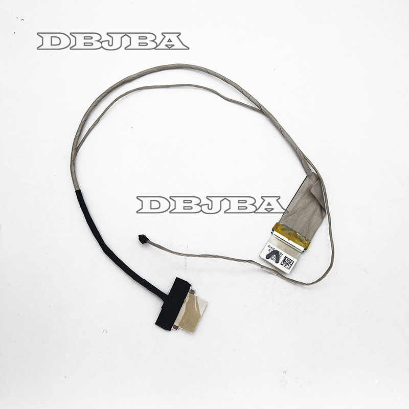 NEW laptop LCD screen video cable for ASUS X551 X551M X551C X551A X551CA Flex cable P/N DD0XJCLC000 14005-01070100