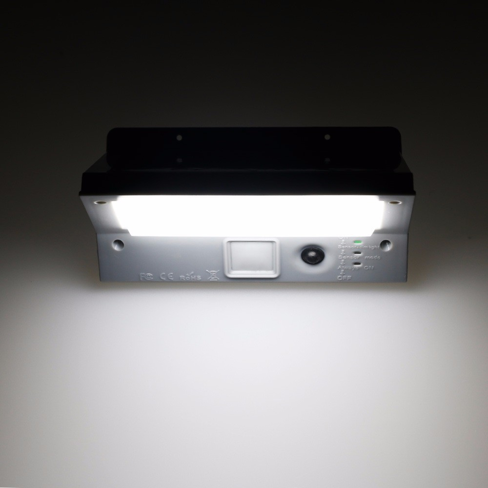 Solar Security Lights 21 LED Motion Sensor Wall Lights 3 Modes Solar Powered Outdoor Waterproof Garden Patio Garage Light