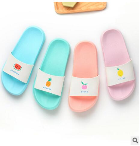 Free shipping Slippers 2018 Summer Children s shoes Baby girls sandals Girl  slippers rubber shoes baby cartoon Boy Home shoes 26-in Slippers from  Mother ... 51d036829