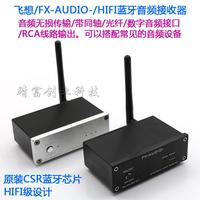 FX Audio BL MUSE 01 High Speed HiFi Bluetooth Audio Receiver Output RCA Coaxial Optics For