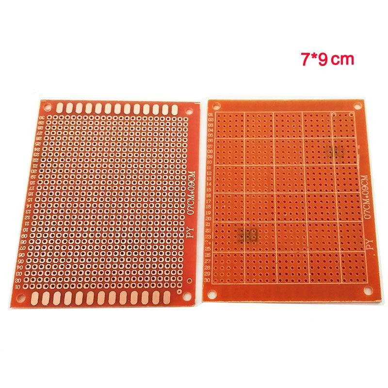 5Pcs Single Side Prototype Matrix Printed Circuit Board 15cm x 9cm