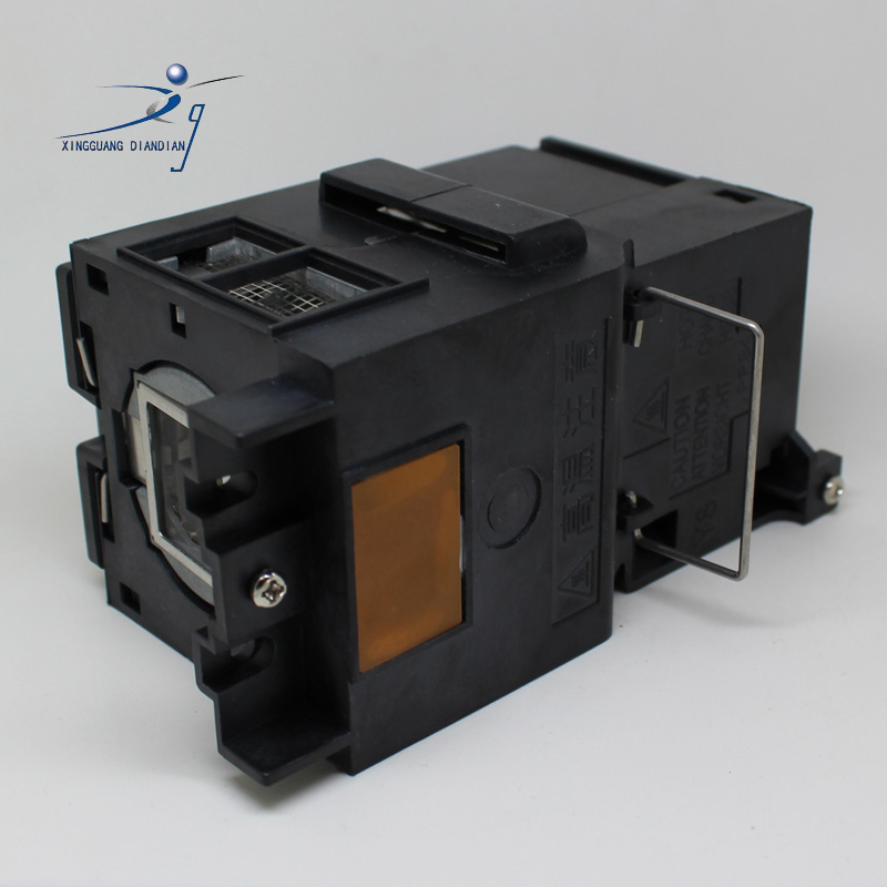 projector lamp bulb TLPLV7 for Toshiba TDP-S35 compatible lamp with housing цена